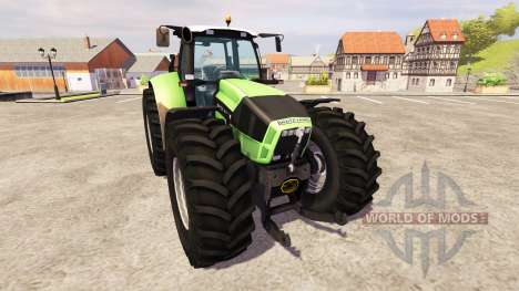 Deutz-Fahr Agrotron X 720 v3.1 pour Farming Simulator 2013