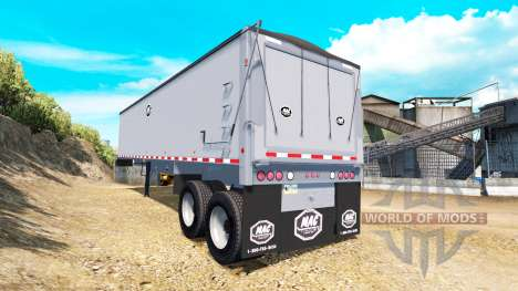 Ein semi-LKW-Mac. für American Truck Simulator