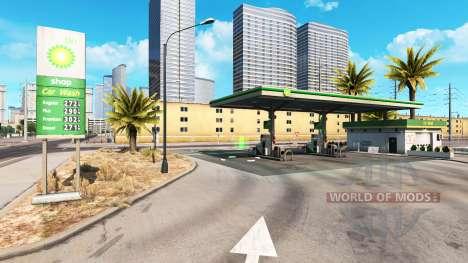Real Tankstelle für American Truck Simulator