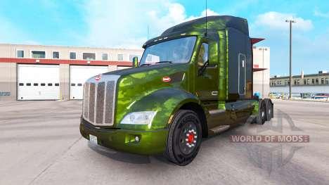 Skins pour Peterbilt et Kenworth camions v0.0.1 pour American Truck Simulator