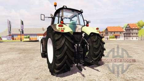 Hurlimann XL 165 pour Farming Simulator 2013
