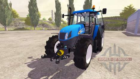New Holland T5050 v2.0 pour Farming Simulator 2013