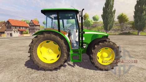John Deere 5100R pour Farming Simulator 2013