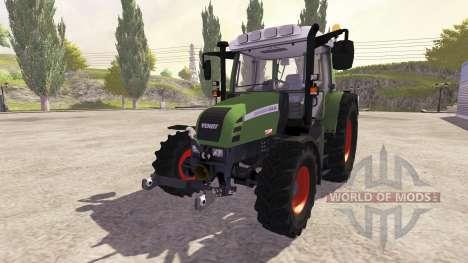 Fendt Farmer 309 C v1.0 pour Farming Simulator 2013