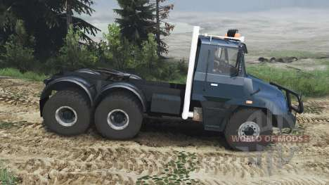 Tatra 163 [25.12.15] pour Spin Tires