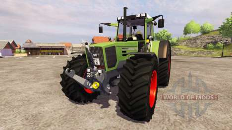 Fendt Favorit 824 v2.0 pour Farming Simulator 2013