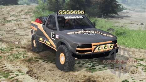 Chevrolet S-10 Buggy [03.03.16] für Spin Tires