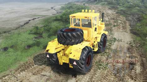 K-710 Kirovets [03.03.16] pour Spin Tires