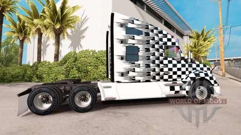 Haut Geschwindigkeit für die Zugmaschine Kenwort für American Truck Simulator
