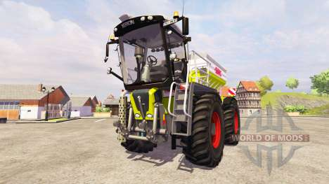 CLAAS Xerion 3800 SaddleTrac [pack] pour Farming Simulator 2013