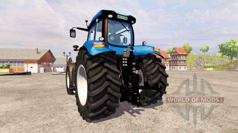 New Holland T8.390 v0.9 pour Farming Simulator 2013
