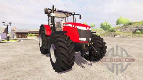 Massey Ferguson 8690 v2.0 pour Farming Simulator 2013