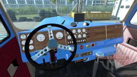 Kenworth W900A [custom] für American Truck Simulator
