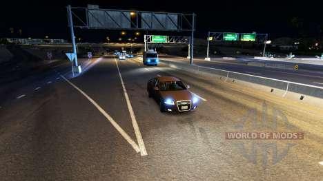 Xenon-Scheinwerfer für American Truck Simulator