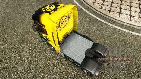 BvB de la peau pour l'HOMME camions pour Euro Truck Simulator 2