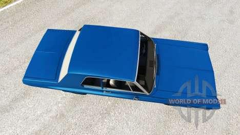 Plymouth Belvedere 1965 für BeamNG Drive