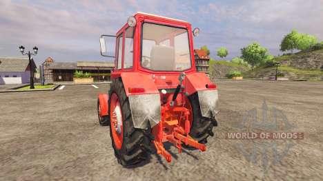 MTZ-82 v2.0 für Farming Simulator 2013