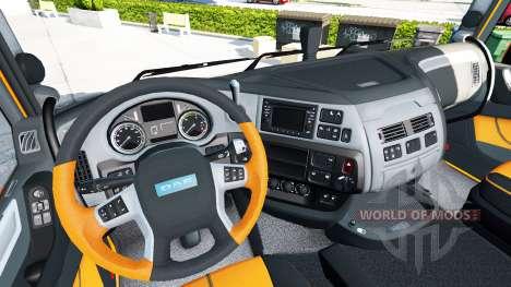 DAF XF Euro 6 für American Truck Simulator