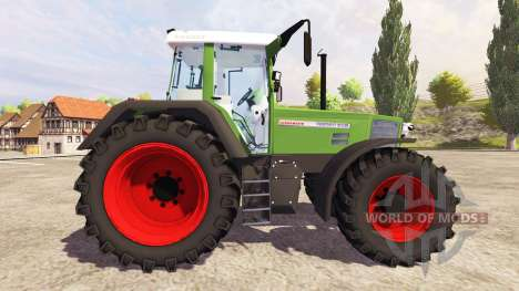 Fendt Favorit 818 Turbomatic v0.9 pour Farming Simulator 2013