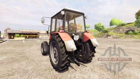 MTZ-1025 [pack] für Farming Simulator 2013