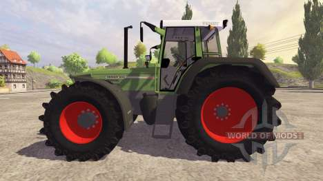 Fendt Favorit 824 Turbo pour Farming Simulator 2013