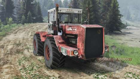 K-710 Kirovets [03.03.16] für Spin Tires