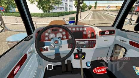 Peterbilt 389 v2.0 für Euro Truck Simulator 2