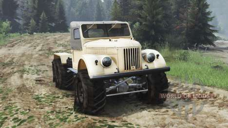 UAZ-456 6x6 [03.03.16] pour Spin Tires