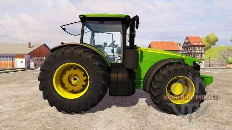John Deere 8360R GW v2.0 pour Farming Simulator 2013