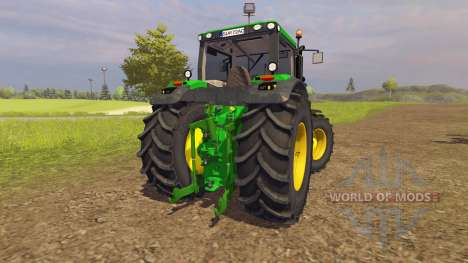 John Deere 6210R v2.0 pour Farming Simulator 2013