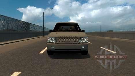Range Rover für American Truck Simulator
