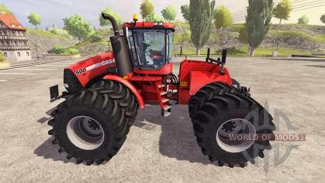 Case IH Steiger 500EP Terra XXL v3.0 pour Farming Simulator 2013