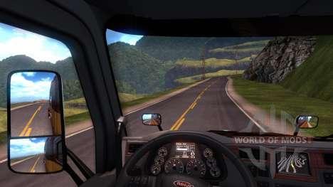 Carte Du Pérou pour American Truck Simulator