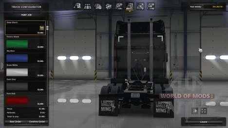 Nous Nous Spécialisons Dans L'-Je Prendre En Cha pour American Truck Simulator