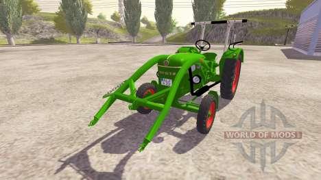 Deutz D30 FL v3.0 für Farming Simulator 2013