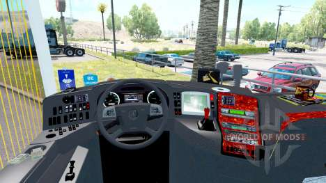 Mercedes-Benz Travego pour American Truck Simulator
