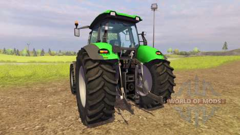 Deutz-Fahr Agrotron 120 Mk3 v2.0 pour Farming Simulator 2013