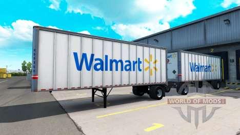 Semi-remorque pour American Truck Simulator