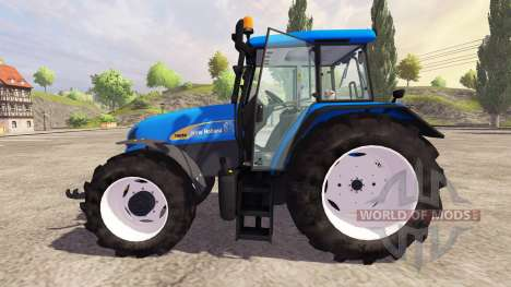 New Holland T5050 v2.0 für Farming Simulator 2013