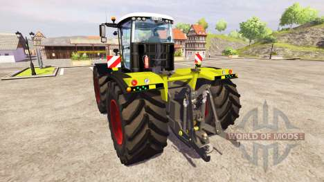 CLAAS Xerion 5000 Trac VC v1.0 pour Farming Simulator 2013