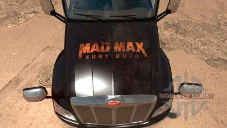 Skin Peterbilt 579 Mad Max für American Truck Simulator