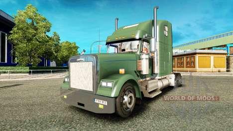 Freightliner Classic 120 pour Euro Truck Simulator 2