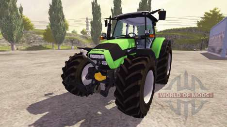 Deutz-Fahr Agrotron 420 pour Farming Simulator 2013