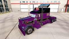 Skins pour Peterbilt 389 camion