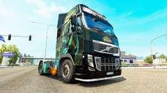 Le Monde de Warcraft peau pour Volvo camion