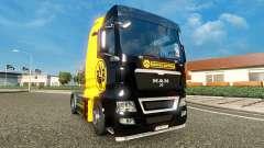 BvB de la peau pour l'HOMME camions