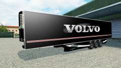 Die Semi-Trailer Volvo