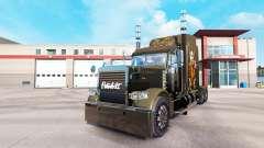 La peau Viking pour camion Peterbilt 389
