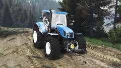 New Holland T6.160 FL [25.12.15]