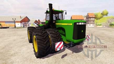 John Deere 9400 v2.0 pour Farming Simulator 2013